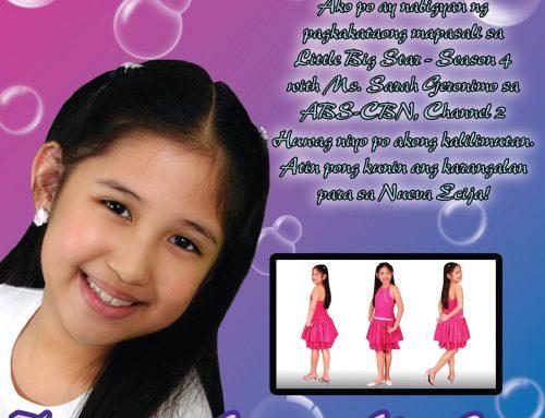 Little Big Star Poster – Patrice Joyce M. Lim