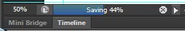 Photoshop CS6 Auto Recovery and Background Save