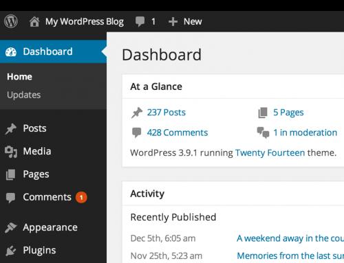 How to Optimise Your WordPress Blog